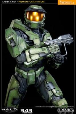Sideshow: Halo: Master Chief Premium Format Figure - Immagini Ufficiali e Info Preordini