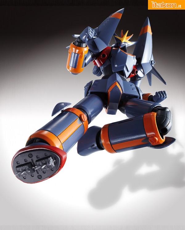 Super Robot Chogokin Gurren Lagann e Gunbuster da Bandai - Immagini Ufficiali
