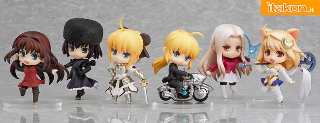 Type-Moon Collection - Nendoroid Petit