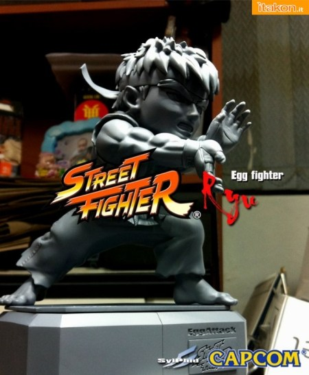 Egg Street Figther SD Ryu - Anteprima