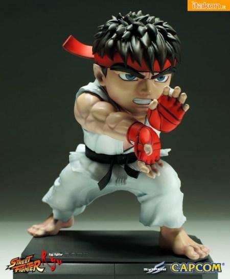 EGG Attach Street Fighter SD Ryu - Immagini Ufficiali
