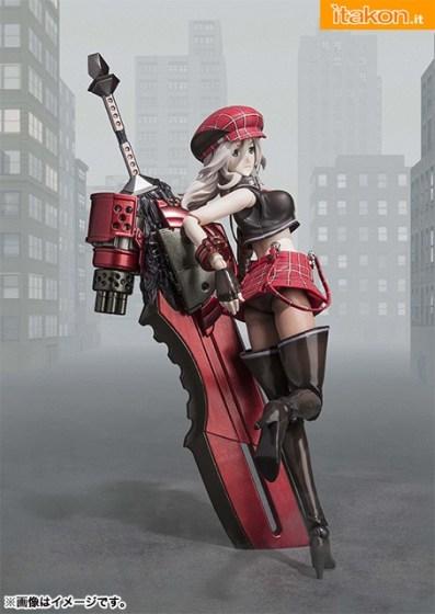 Alisa - D-Arts - Bandai