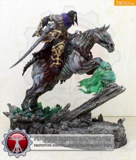 Darksiders II: Death statue da Sota Toys - Aggiornato