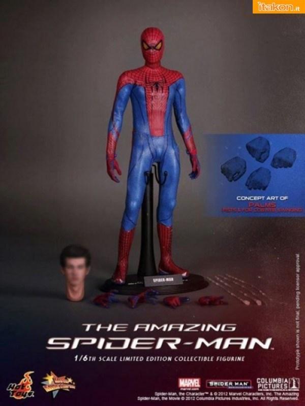 MMS-179 The Amazing Spider-Man