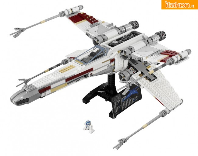 Lego Red 5 X-Wing Starfighter