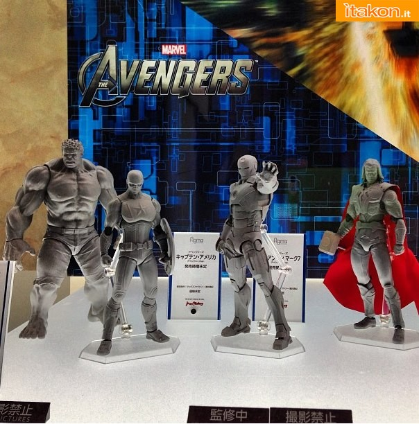 Max Factory - The Avengers figma 2