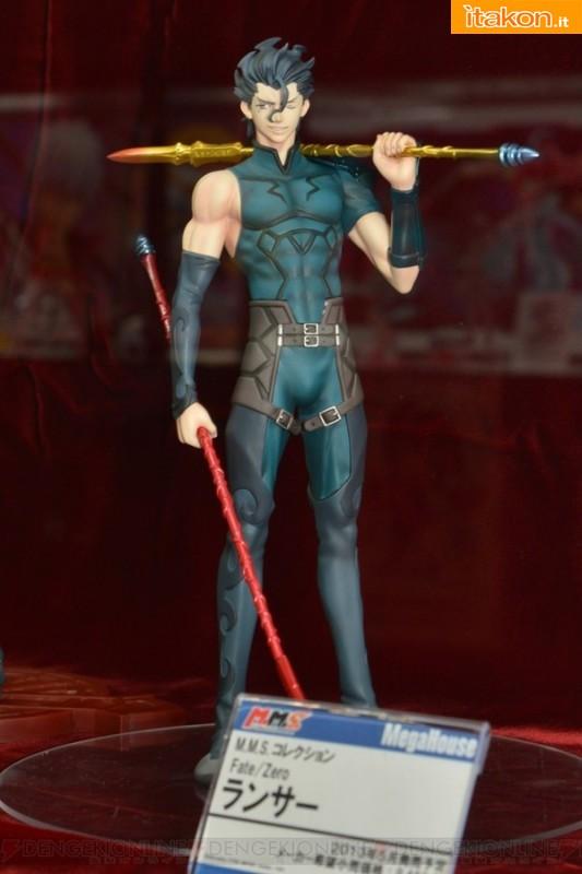 Megahouse - Fate Zero - Lancer 1-8