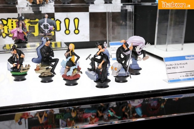 Megahouse - One Piece - chess
