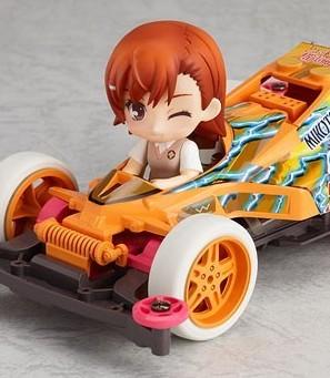 Mikoto Misaka Mini 4WD - Good Smile Racing Nendoroid Petit 20
