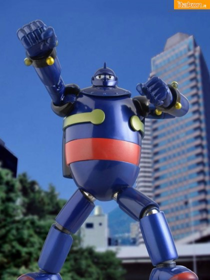 Dynamite Action! No.7 Tetsujin 28-go dalla Evolution Toys - In Preordine