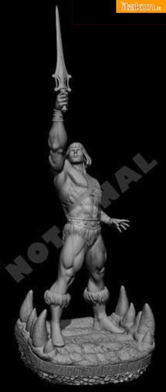Pop Culture Shock: Nuovo aggiornamento della statua di He-Man 1/4