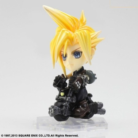 Final Fantasy Trading Arts Kai mini