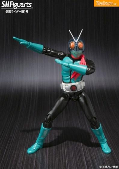 1 Kamen Rider Ichigo - S.H.Figuarts - Original Ver.
