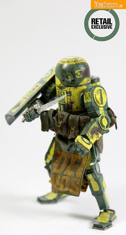 ThreeA Toys: WWRp Caesar 1/12 Scale figures - In Preordine