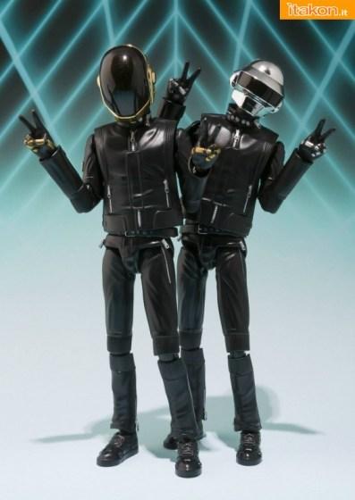 Daft Punk - Bandai - S.H.Figuarts - Tamashii Web 9