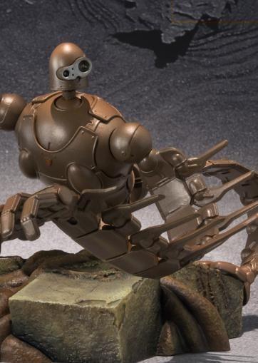laputa robot - Tenkuu no Shiro Laputa - bandai - exclusive 6