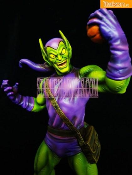 Marvel: Green Goblin Museum Statue di Bowen Designs - Anteprima