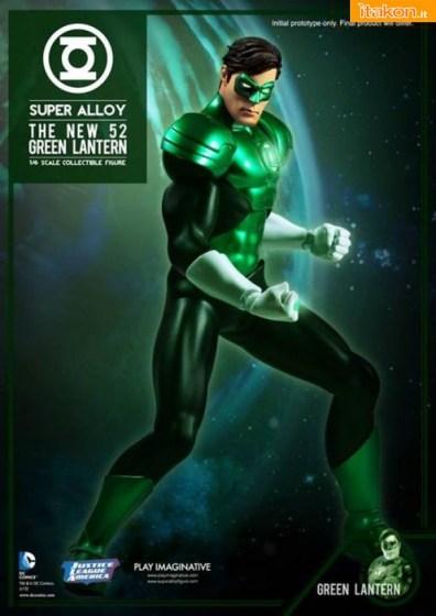 Green Lantern 16 scale figure di Play Imaginative (2)