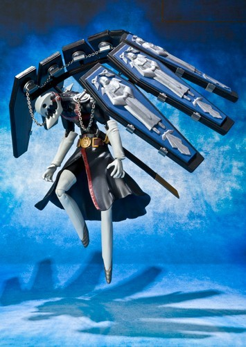 thanatos - persona 3 - d arts - bandai 5