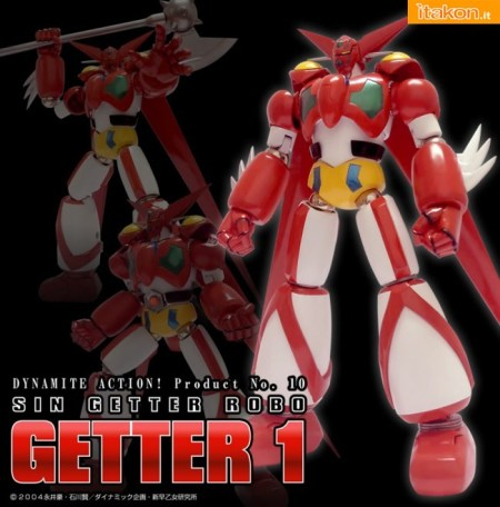 Dynamite Action Shin Getter 1 di Evolution Toy (1)