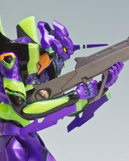 Eva-01 SP - Rebuild of Evangelion - RiOBOT Sentinel Exclusive 20