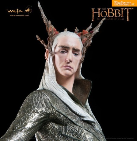 King Thranduil 16 scale statue di Weta Collectibles (7)