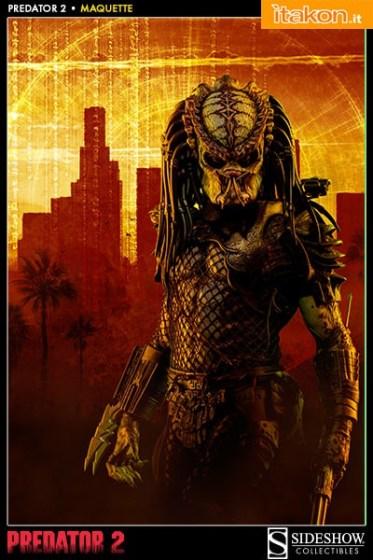 Predator 2 Maquette di Sideshoww - Apertura dei preordini (3)