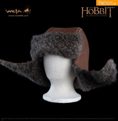 The Hat of Bofur the Dwarf di Weta Collectibles (1)