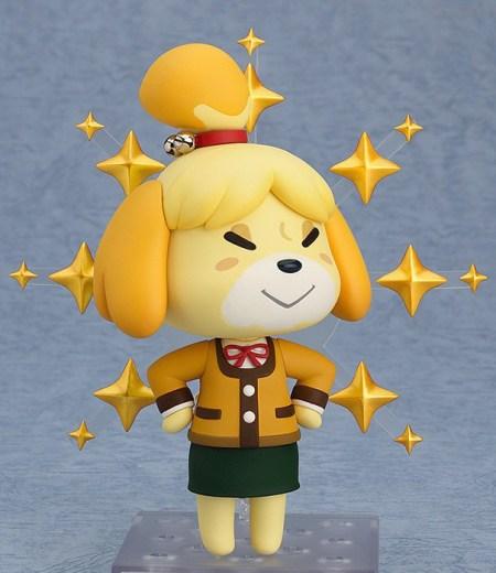 Shizue Winter ver Nendoroid - Animal Crossing - GSC preordine 20