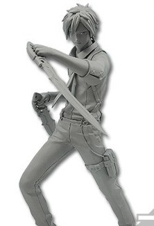 banpresto - ichiban kuji - tales of - luke - ludger - 2