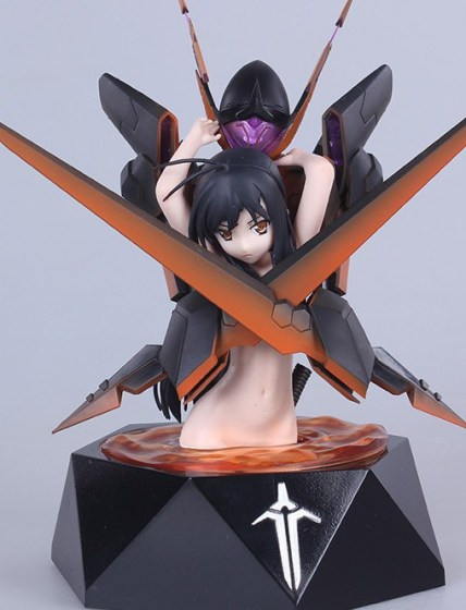 AntiBOOTLEG - Kuroyukihime Death By Embracing - Accel World - Max Factory 20