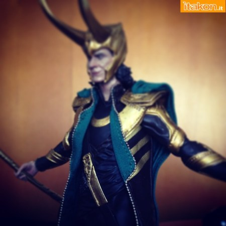 Loki 110 statue di Iron Studios (1)