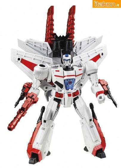 Leader class - Jetfire