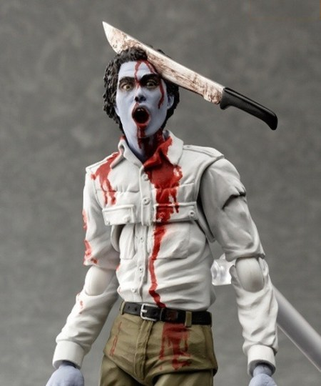 Stephen - Dawn of the Dead - figma Max Factory anteprima 20