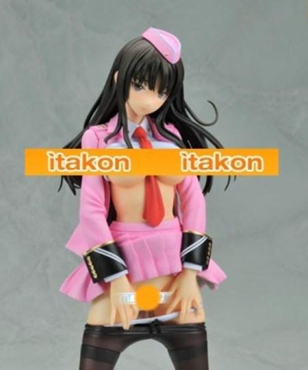 T2 ART GIRLS - Tokushu onna keimukan MP Sakakibara Pink - DRAGON Toy preorder 20