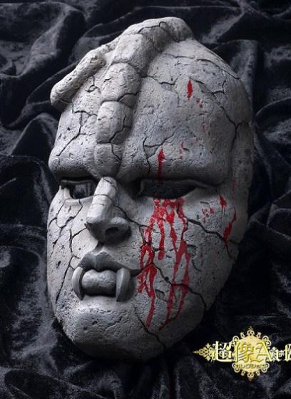 Jojo - Stone Mask - Bloody ver. - foto ufficiali - 1