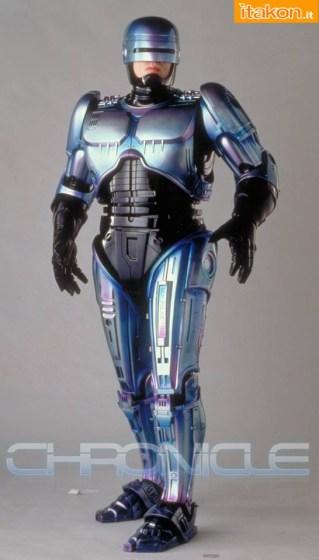 Chronicle Collectibles: Robocop Statue 1/6 - Annuncio