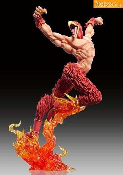 magician red - statue legend - di molto bene - jojo - preordini - 2