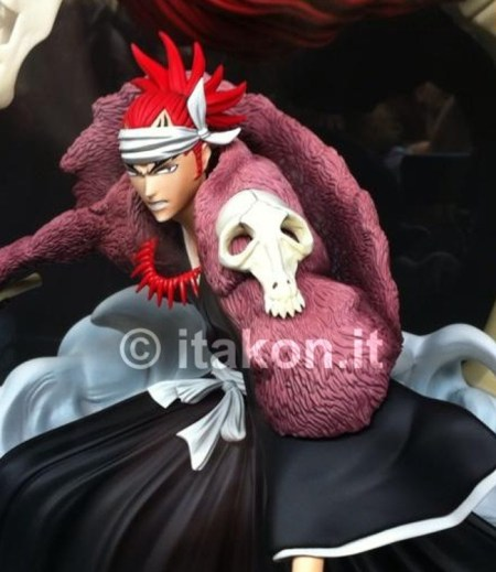 Tsume Fan Day 2 - Renji - Bleach preview 20