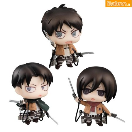 shingeki no kyojin - media factory - set - preordini - 1