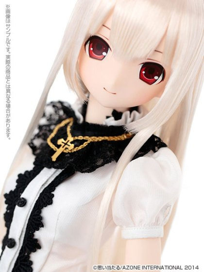 Black Raven Series Lilia - White Raven III The Stardust Nightmare di Azone in preordine 6