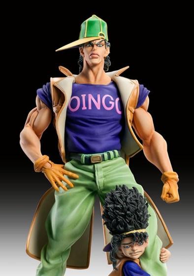 oingo - statue legend - jojo - preordini - 4