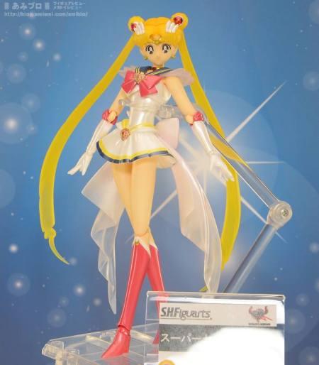 Super Sailor Moon S.H.Figuarts