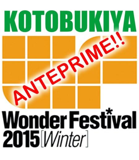 Kotobukiya Wonder Festival anteprime 20