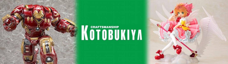 Copertina Kotobukiya