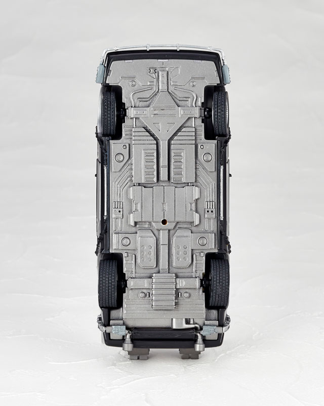 DeLorean Movie REVO - Back to the Future - Kaiyodo preorder 10