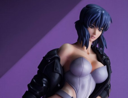Motoko Kusanagi - Ghost in the Shell - Union Creative preorder 20