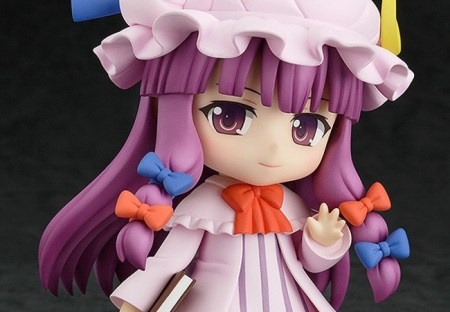 Patchouli Knowledge Nendoroid - Touhou Project - GSC preorder 20