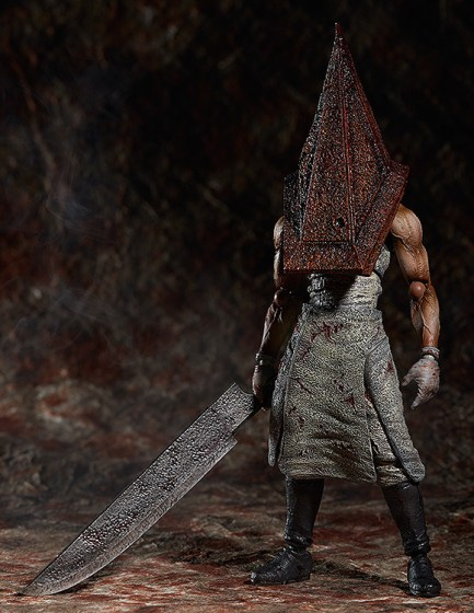 Red Pyramid Thing figma - Silent Hill 2 - FREEing rerelease 01