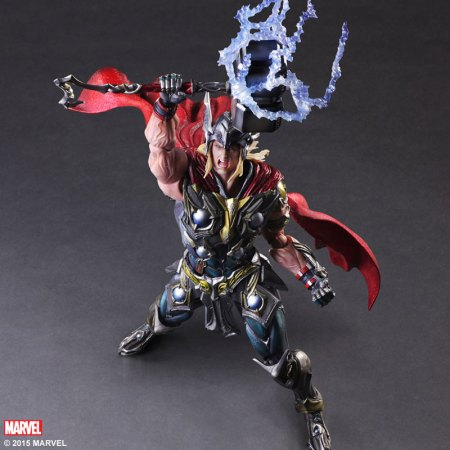 Thor Variant Play Arts Kai  (5)